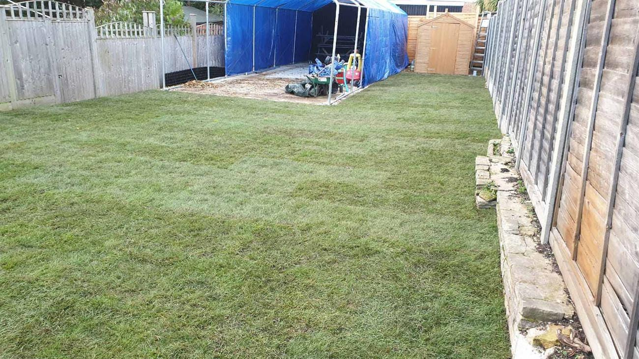 Turf After
