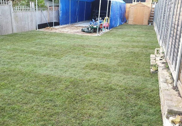 Turf Cover